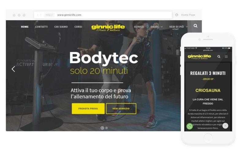 palestra ginnic life torino